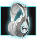 Monster Tron Legacy T1 HEADPHONES Daft Punk Edition