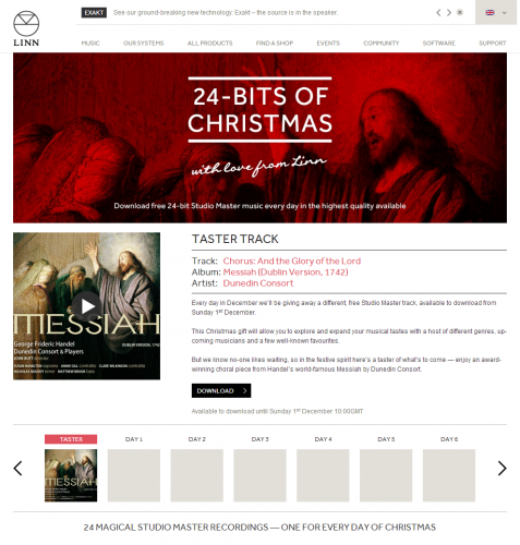 linn-records-24-bit-of-christmas-2013-web-page