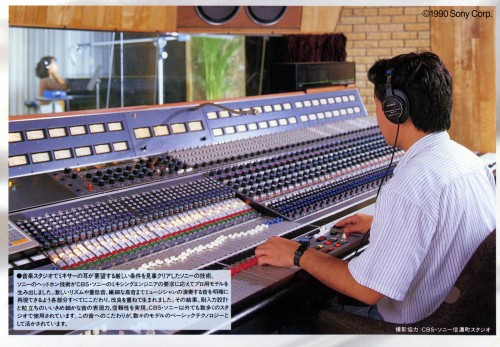 Sony MDR-CD900CBS
