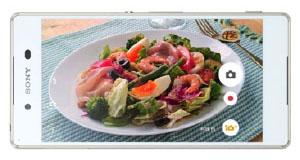 sony-xperia-z4-food
