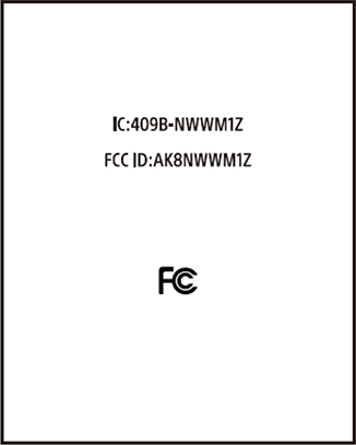sony-walkman-wm1z-fcc-label