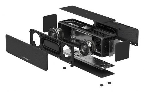 sony-srs-hg1-exploded view