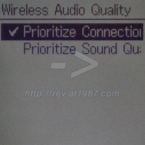 Sony PCM-A10 – Wireless Audio Quality