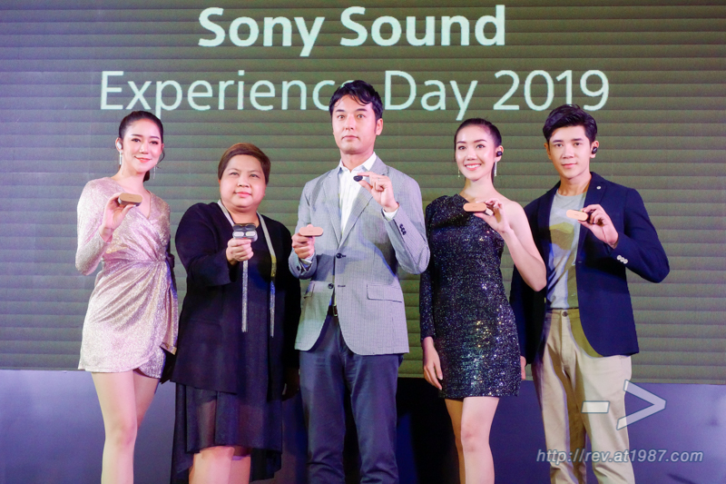 Sony Sound Experience Day 2019