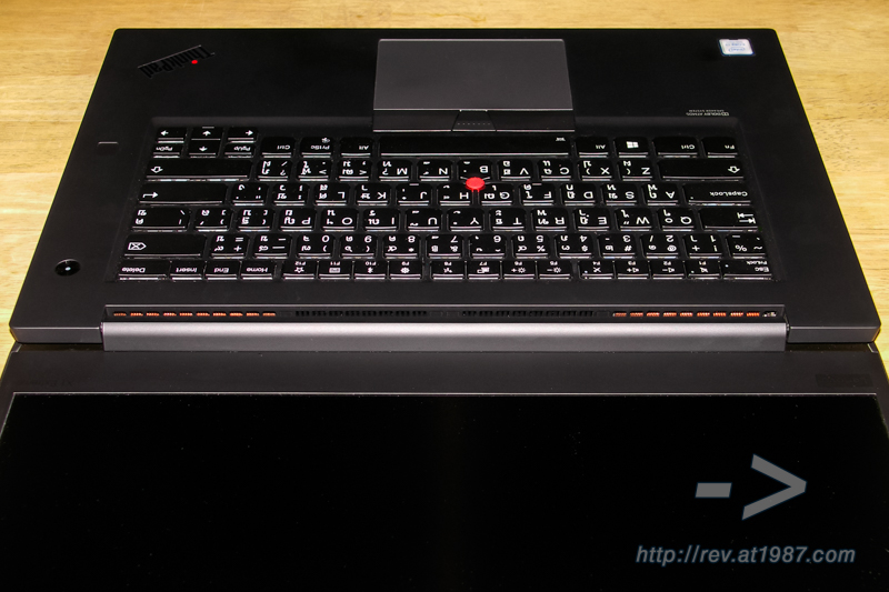 Lenovo ThinkPad X1 Extreme Gen 2 – Hinge