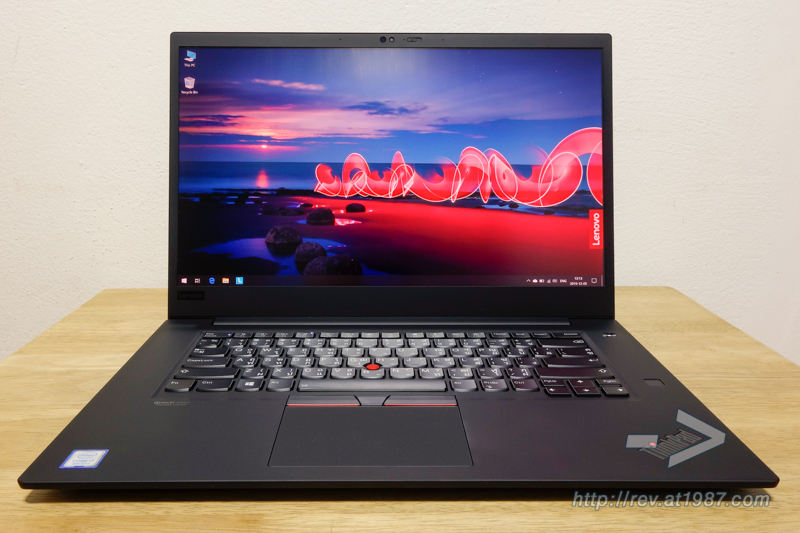 Lenovo ThinkPad X1 Extreme Gen 2 – Display
