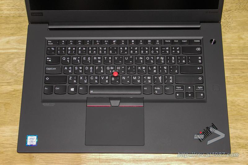 Lenovo ThinkPad X1 Extreme Gen 2 – Keyboard
