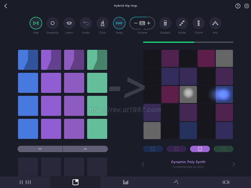 roli-noise-ipad-app