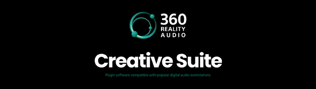 360 Reality Audio Creative Suite Announced