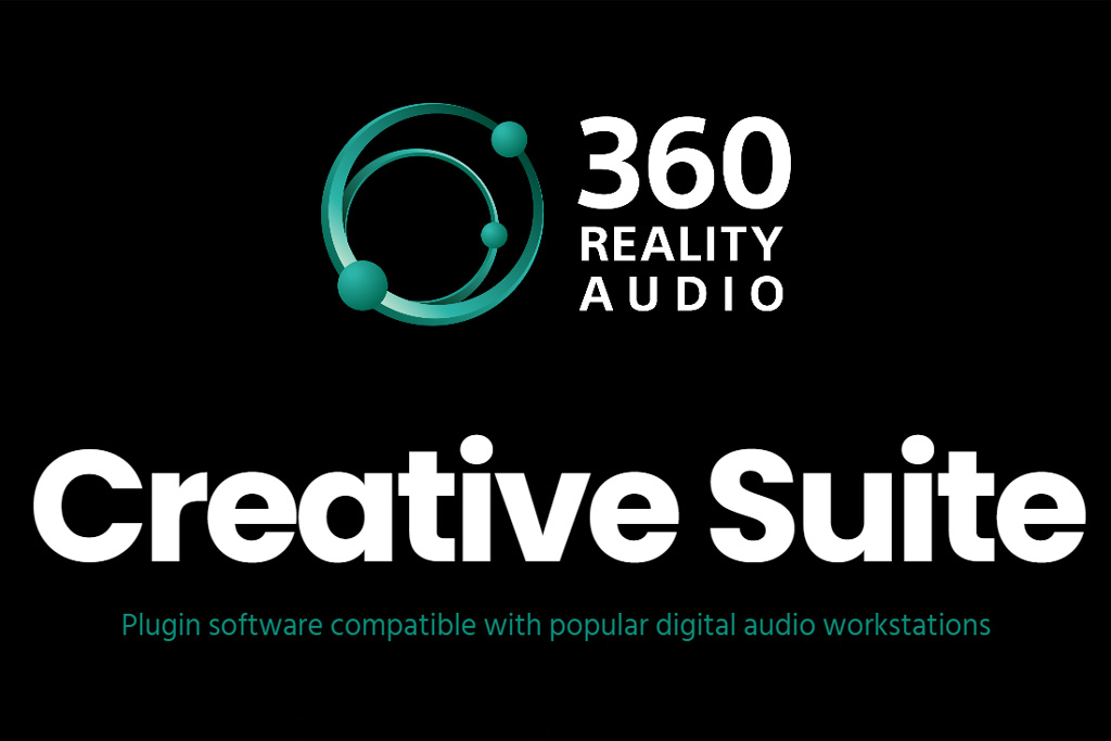 360 Reality Audio Creative Suite